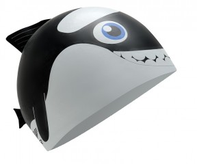 Casca-inot-Orca-Junior-Swim-Cap-BlackWhite